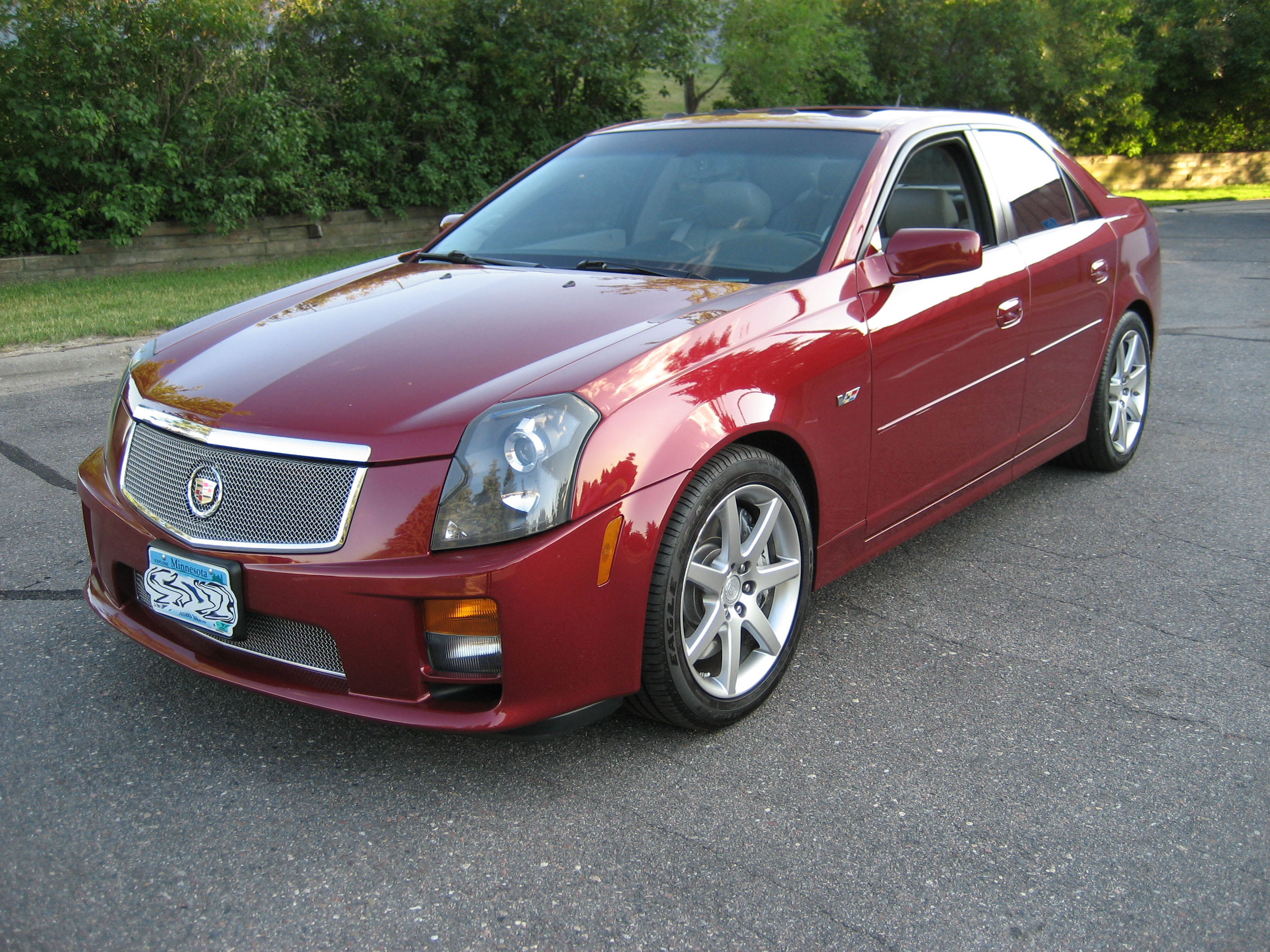 2005 Cadillac Cts Photos Informations Articles