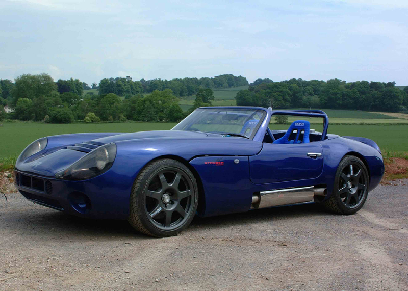 2000 TVR Griffith #7