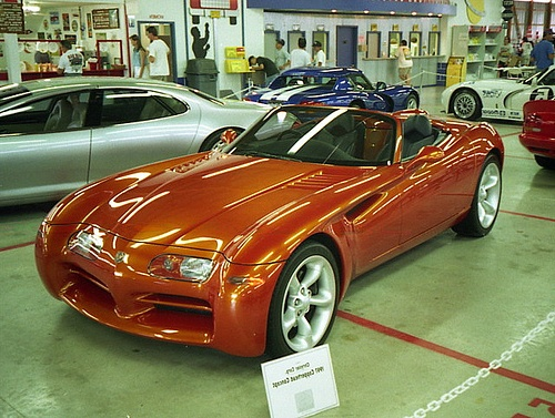 1998 Dodge Copperhead #14