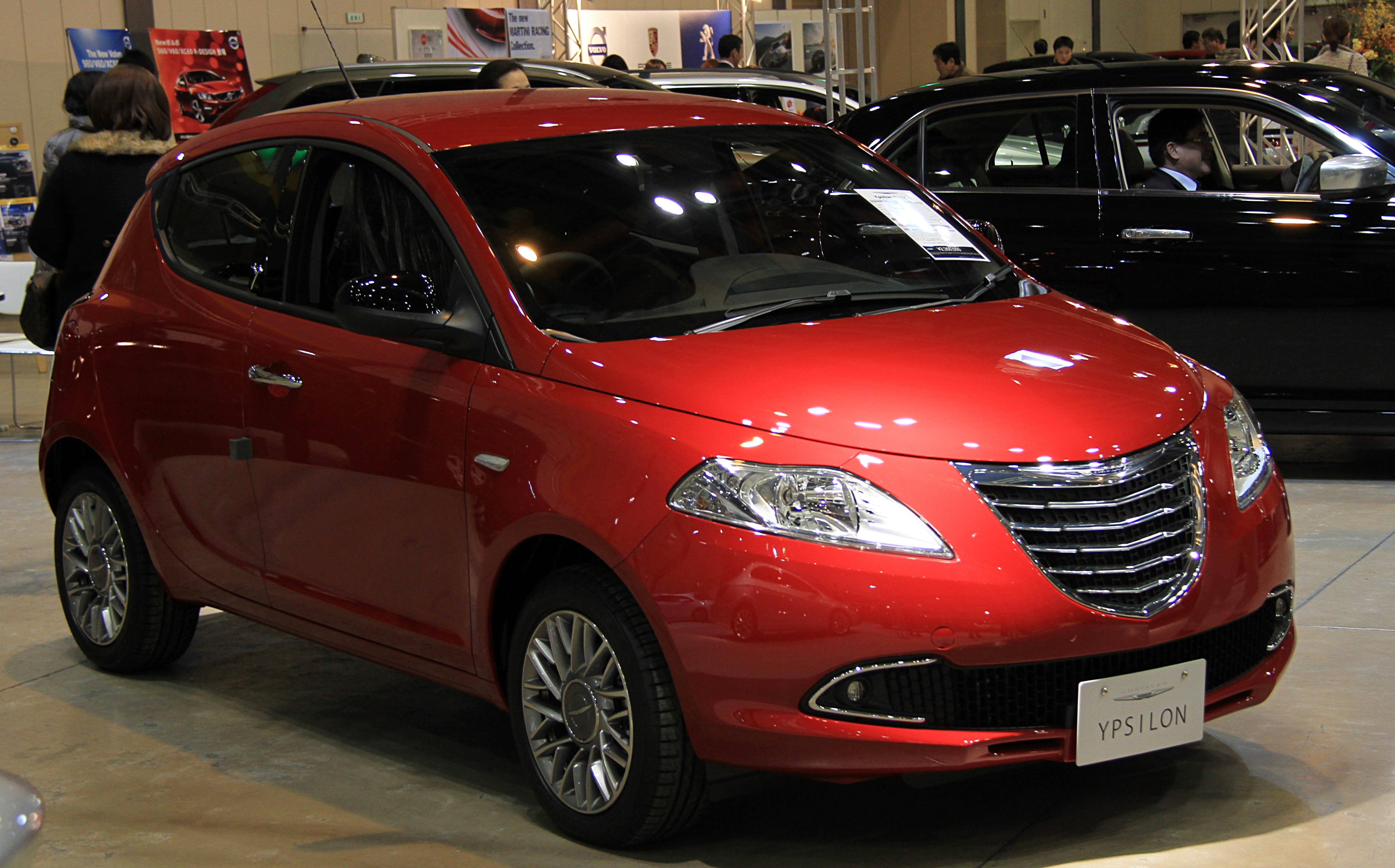 Chrysler Ypsilon #7