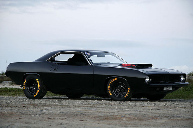 Plymouth Barracuda #6