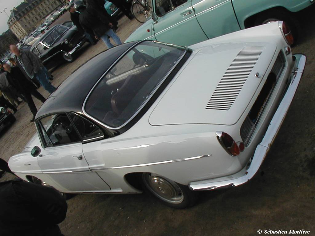 1962 Renault Caravelle #16