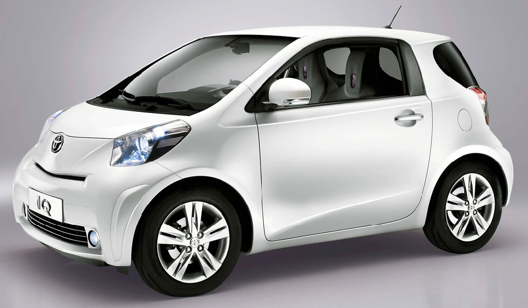 Scion Iq #15