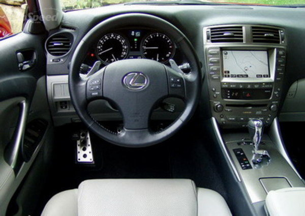 2006 Lexus Is 350 #13