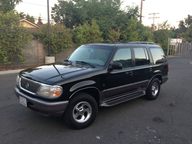 1997 Mercury Mountaineer #12