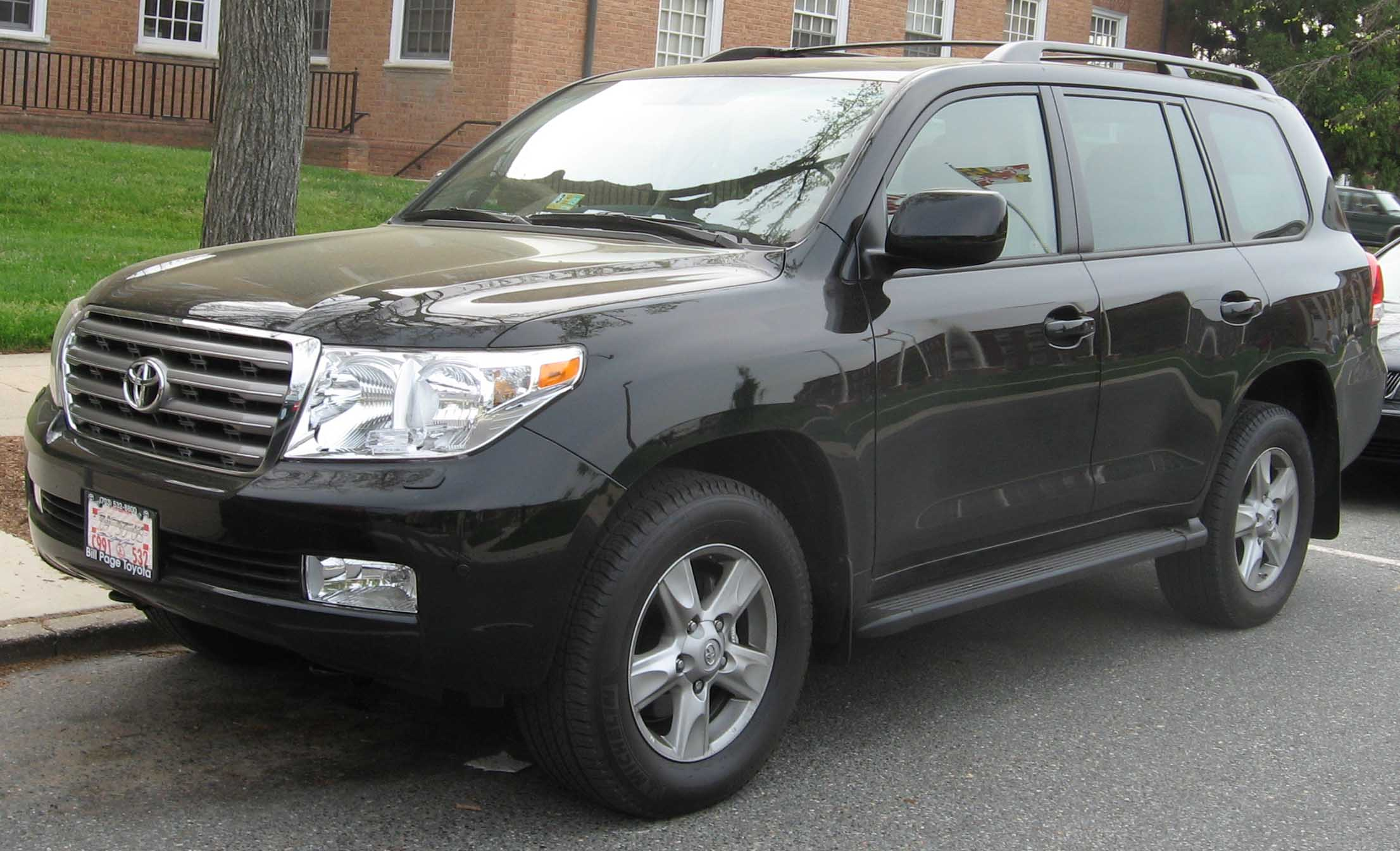 Toyota Land Cruiser #16