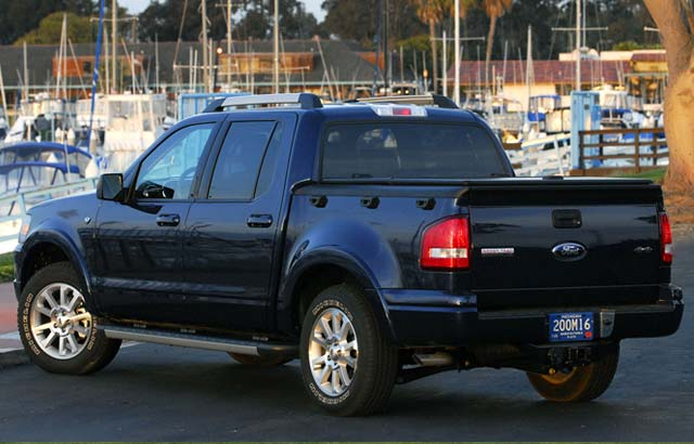 2007 Ford Explorer Sport Trac #11