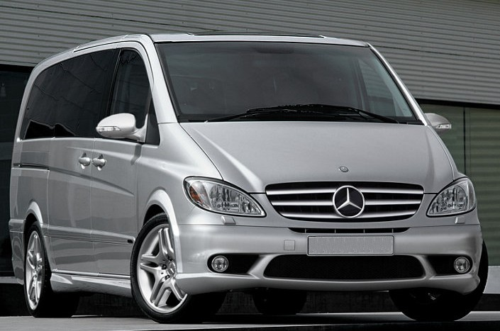 2003 Mercedes-Benz Viano #9