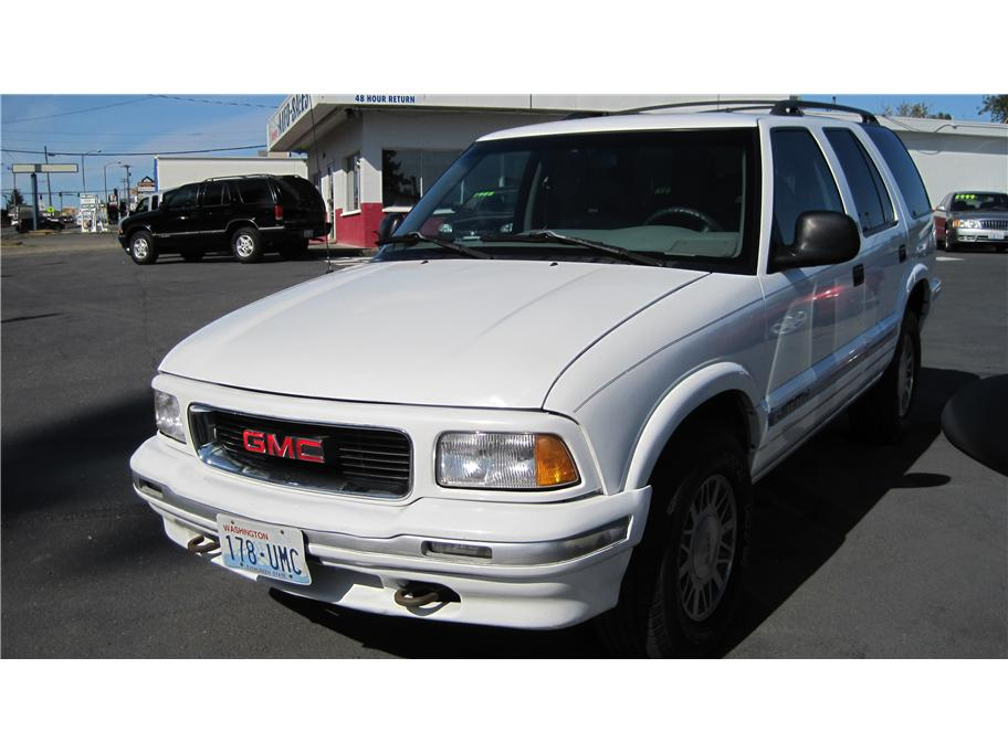 1997 GMC Jimmy #11