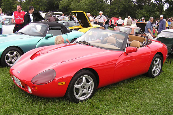 2002 TVR Griffith #14