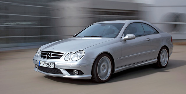 2009 Mercedes-Benz CLK #3