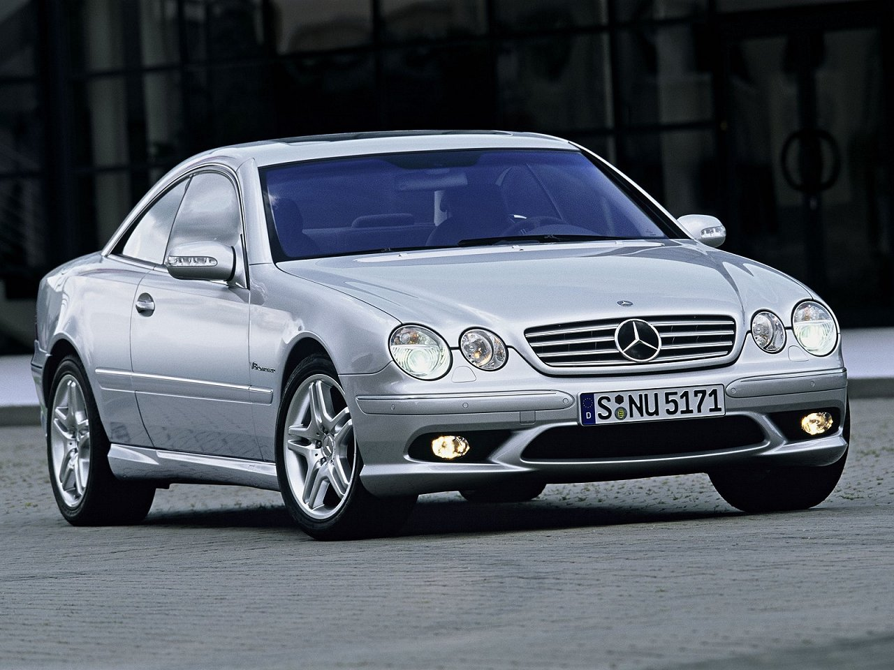 2004 Mercedes-Benz CL #2