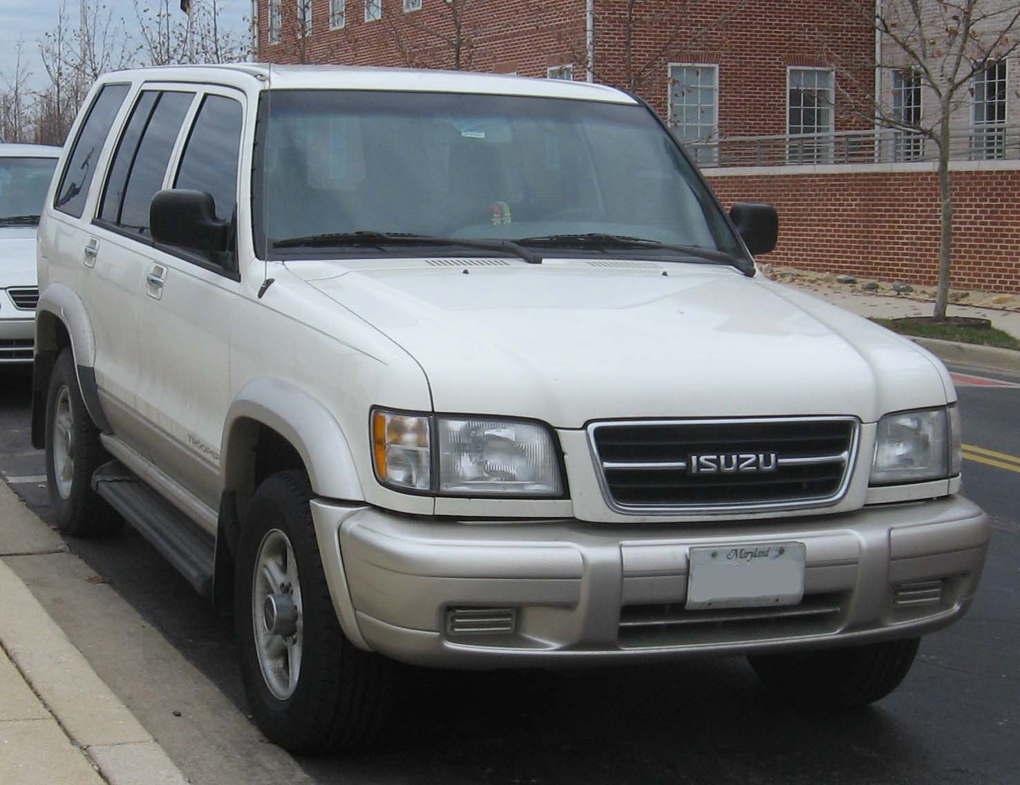 1999 Isuzu Trooper #2