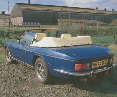 1993 Jensen Interceptor #7
