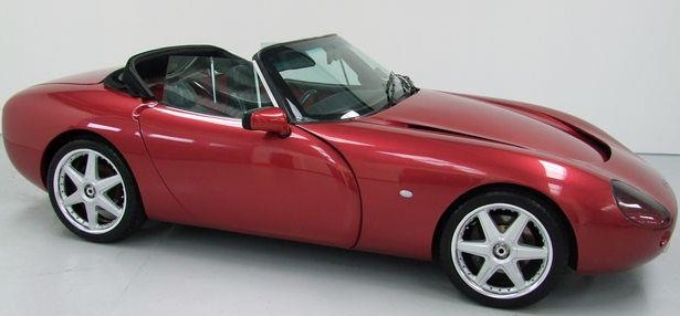 1999 TVR Griffith #17