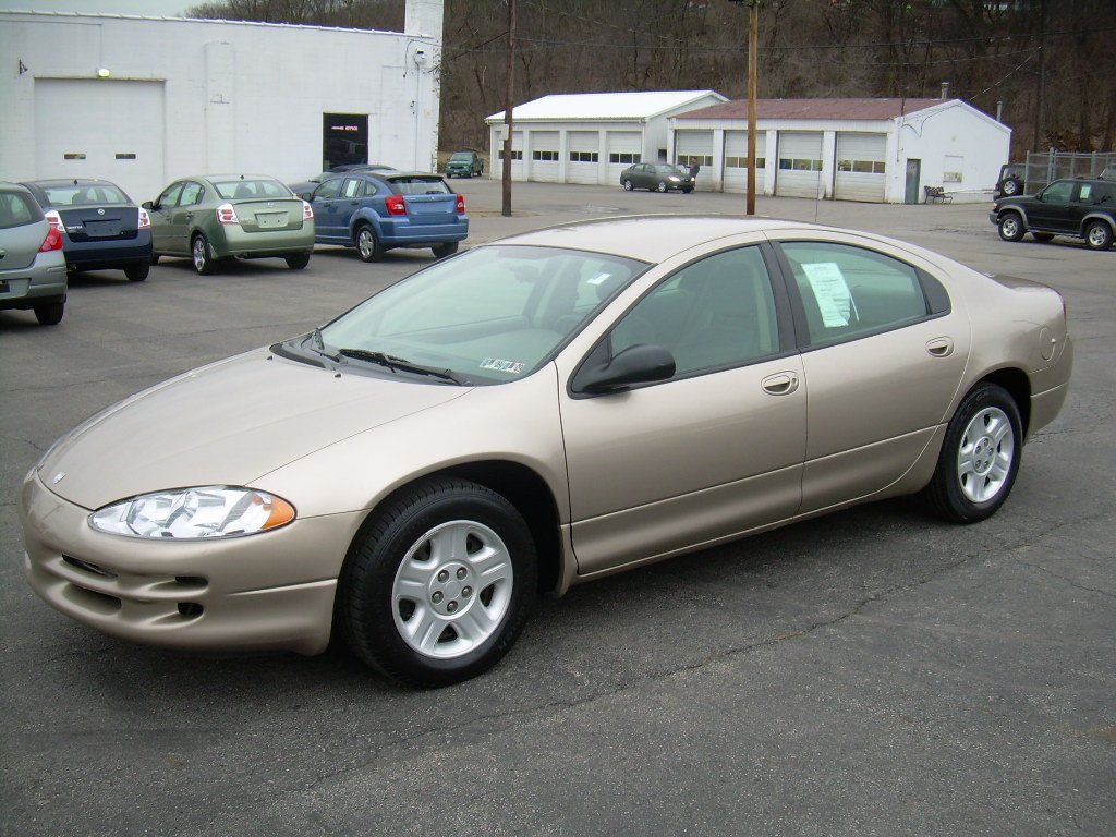 2002 Dodge Intrepid #4