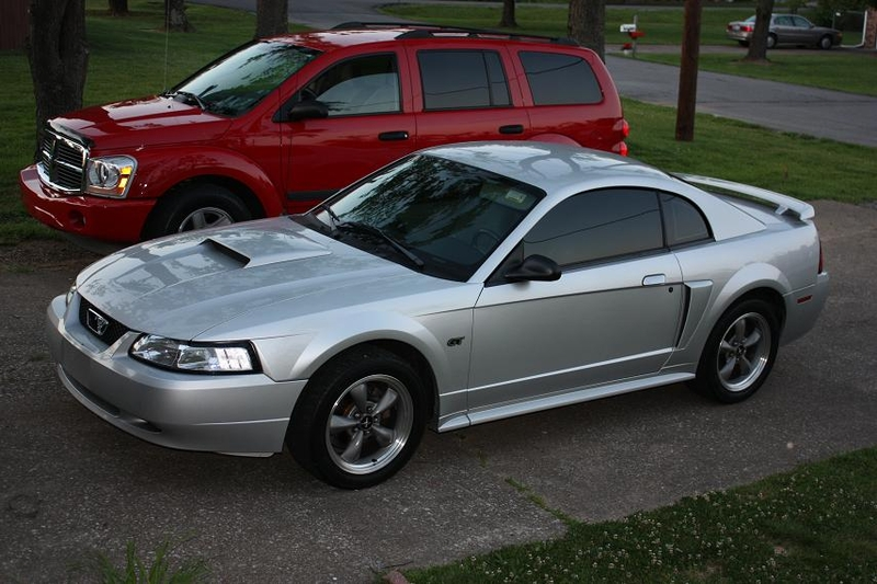 2001 Ford Mustang #12
