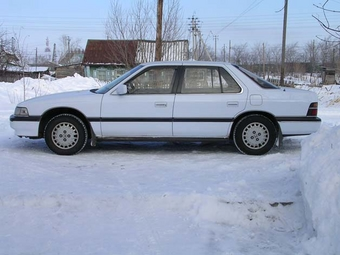 1987 Honda Legend #7