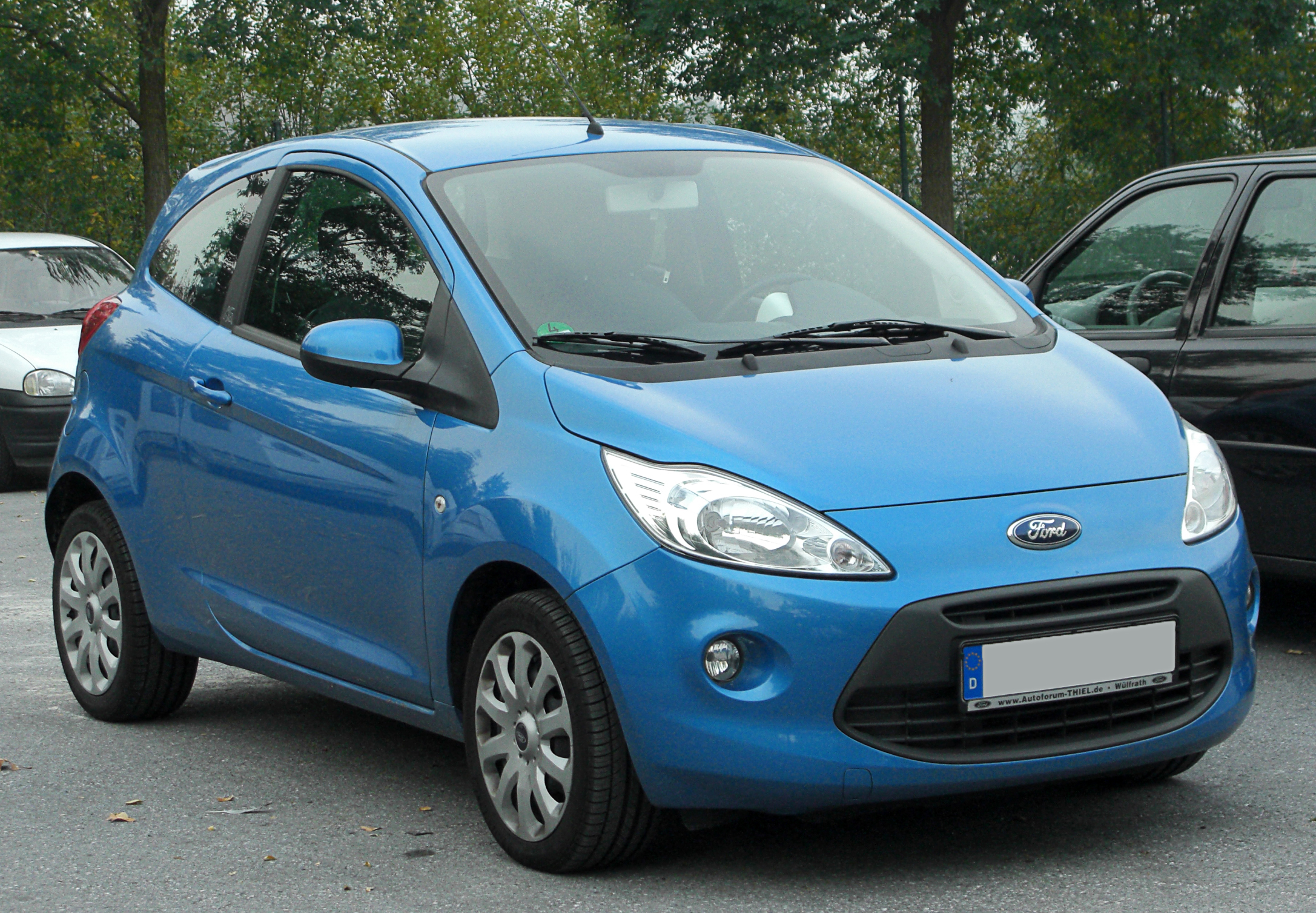 2010 ford ka photos informations articles. Black Bedroom Furniture Sets. Home Design Ideas