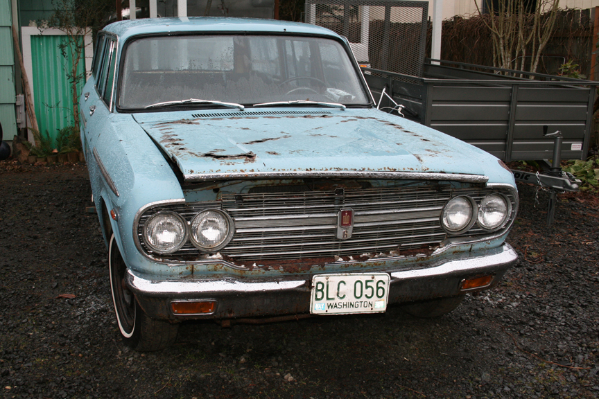 1967 Toyota Crown #7