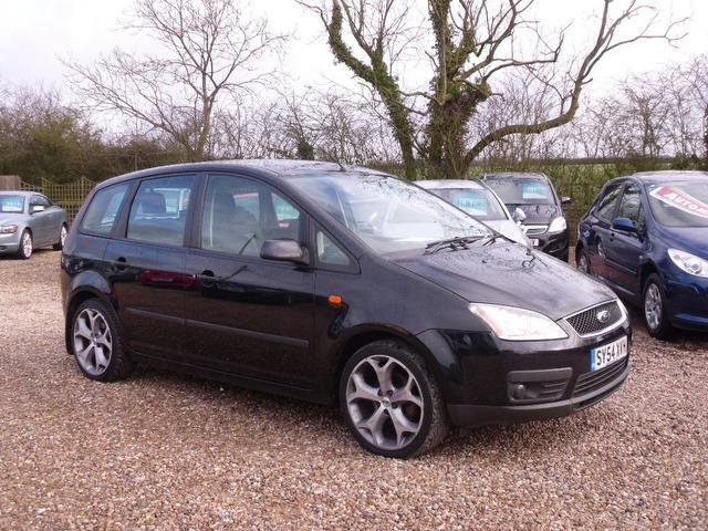 2004 Ford C-MAX #8