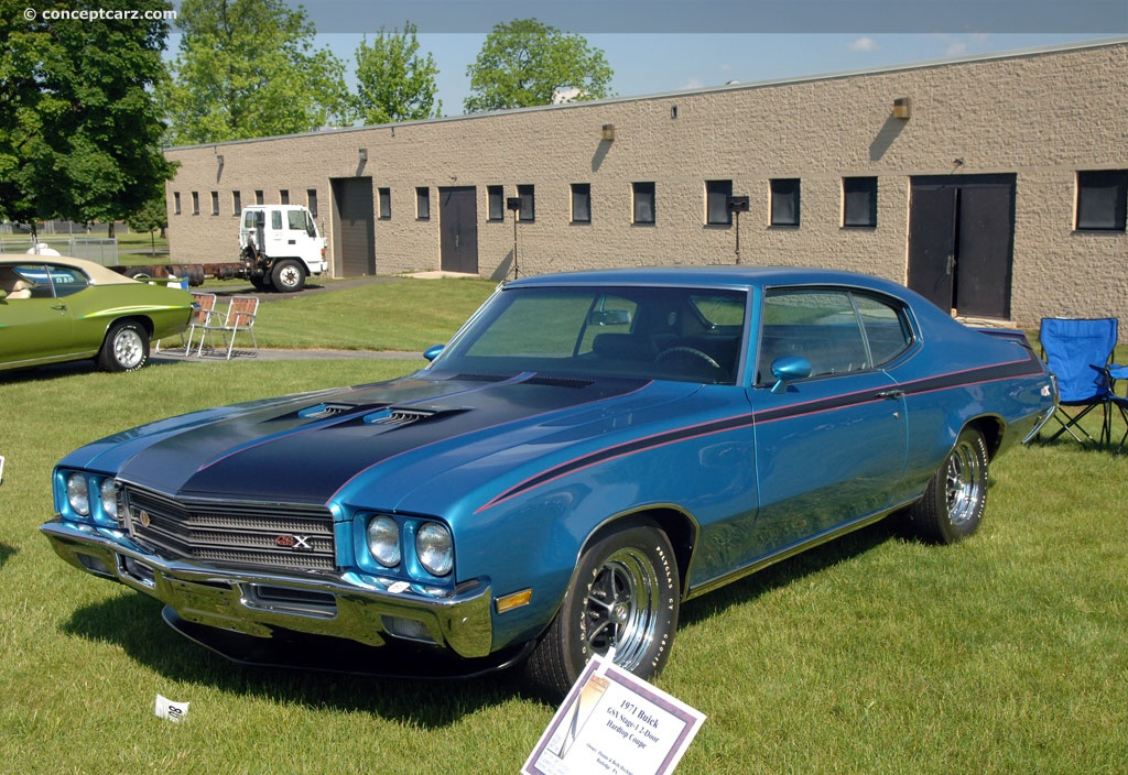 1971 Buick GS #1