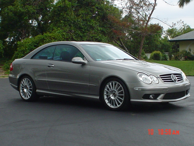 2003 Mercedes-Benz CLK #4