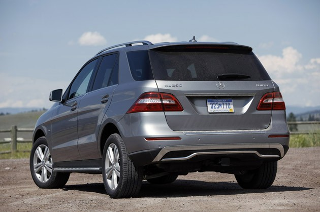 2012 Mercedes-Benz ML #6