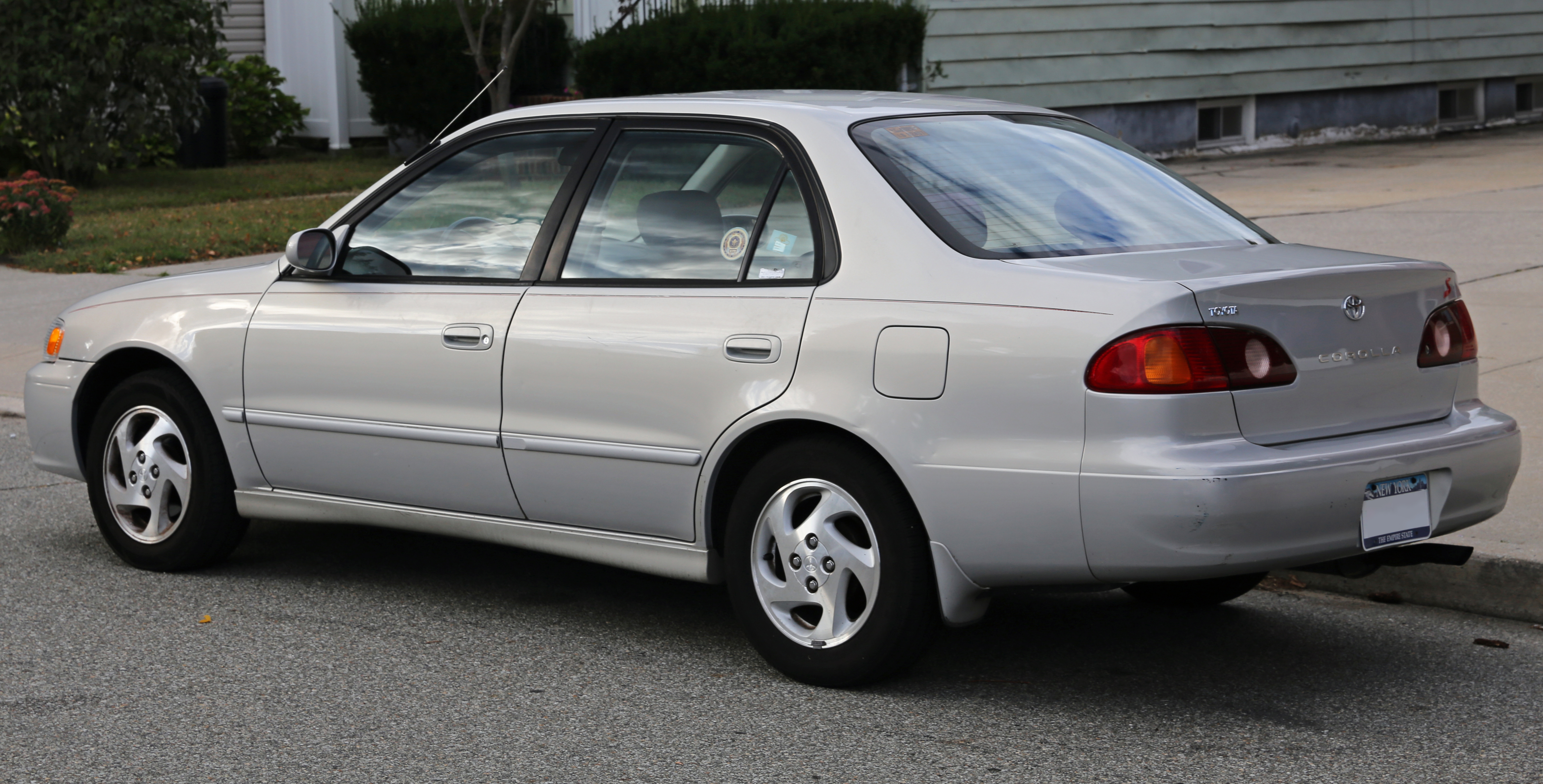 2001 Toyota Corolla Photos Informations Articles