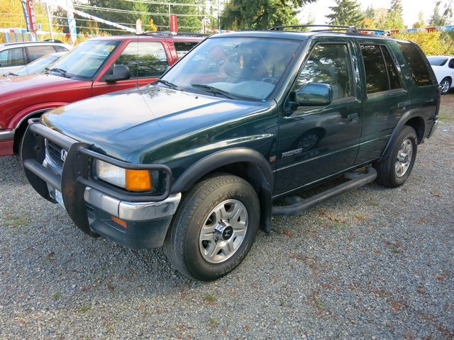1997 Honda Passport #10