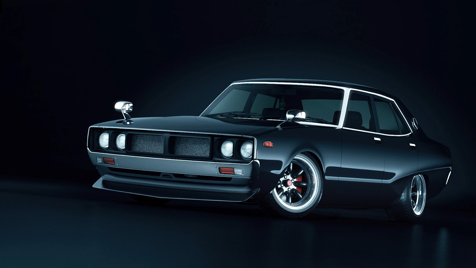 1974 nissan skyline photos informations articles