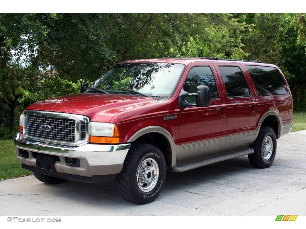 2000 Ford Excursion #13