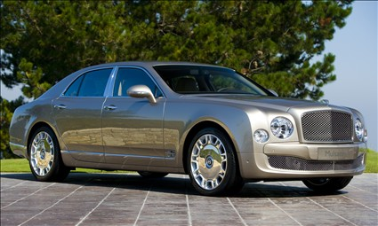 2011 Bentley Mulsanne #11