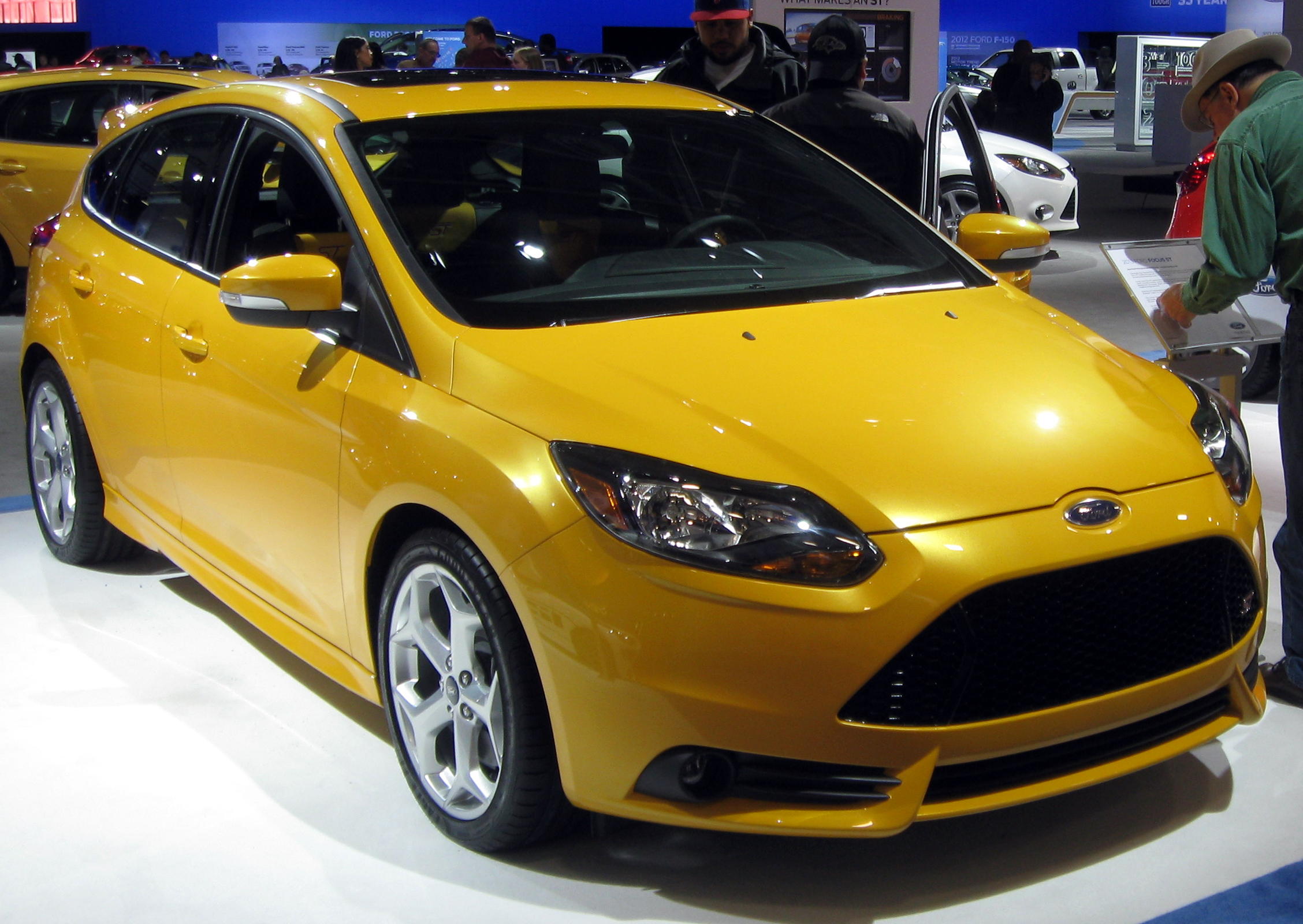 2013 Ford Focus St #12