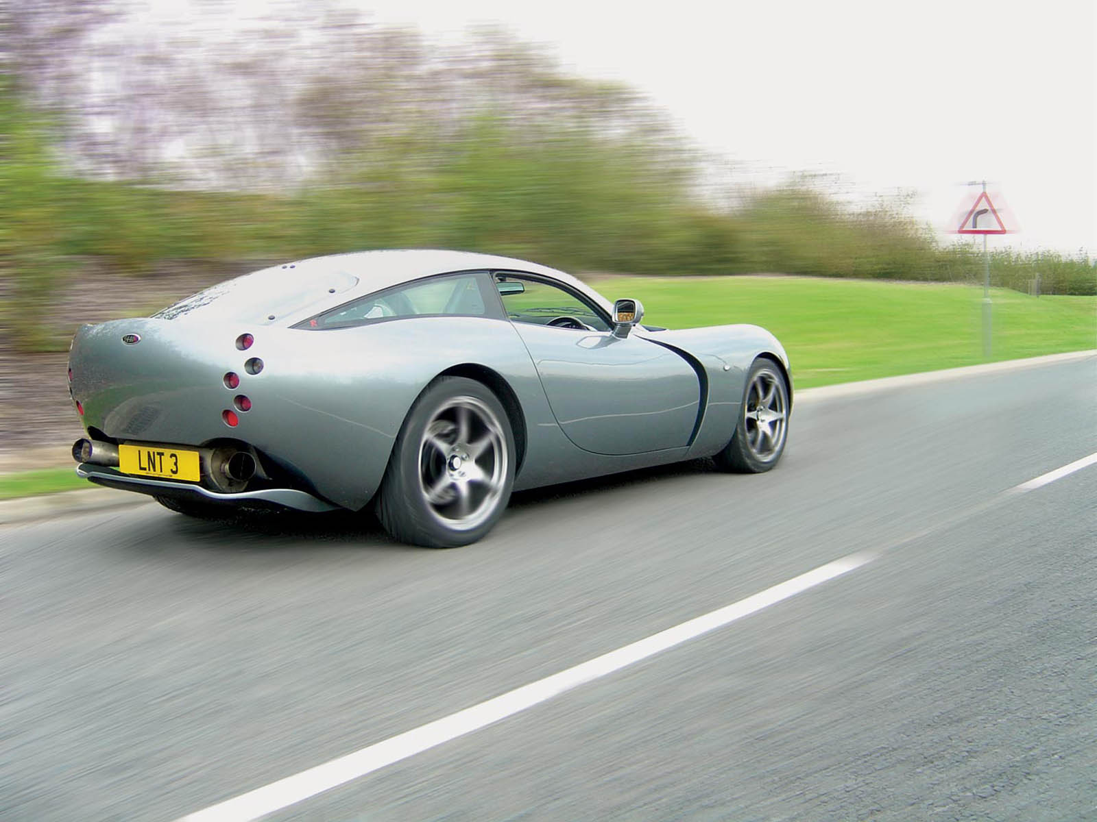 TVR Tuscan #18