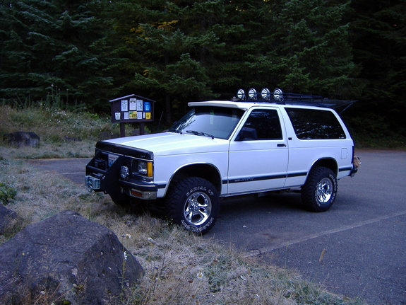 1992 GMC Jimmy #4