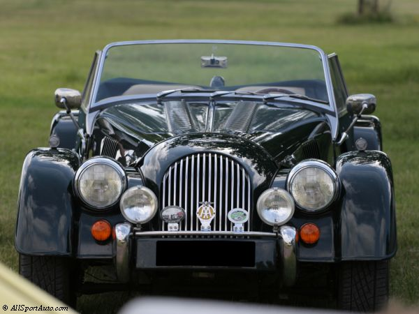 1996 Morgan Plus 4 #2