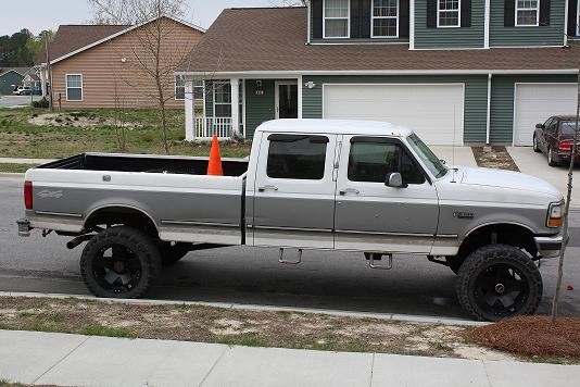 1994 Ford F-350 #10