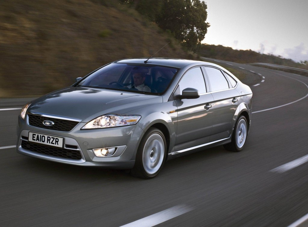 2011 Ford Mondeo #1