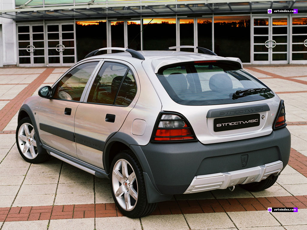 2005 Rover Streetwise #8