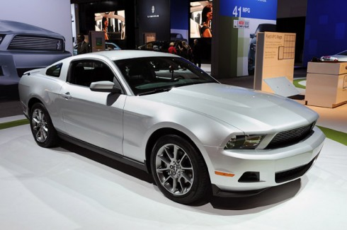2011 Ford Mustang #13