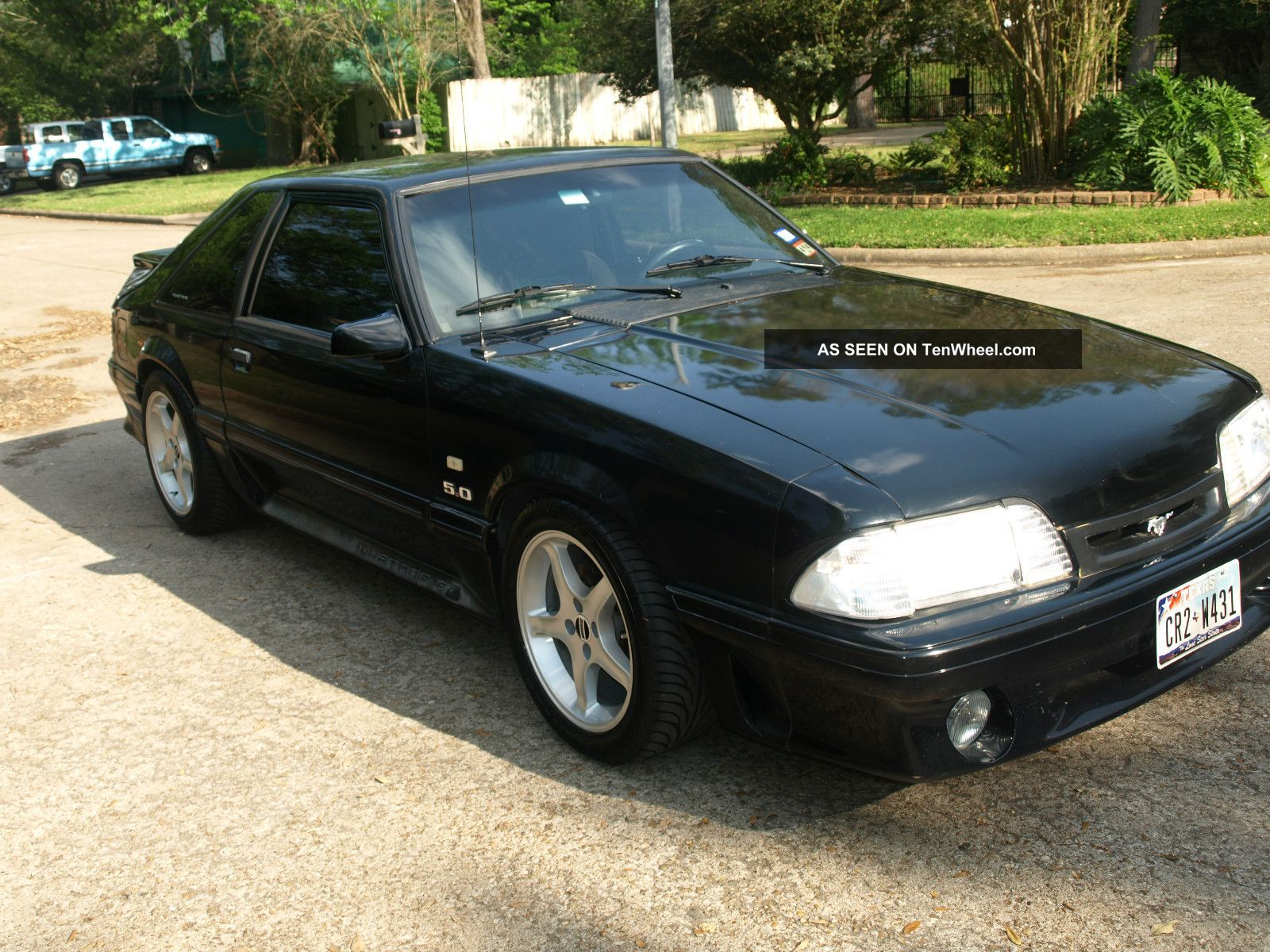 1991 Ford Mustang #11