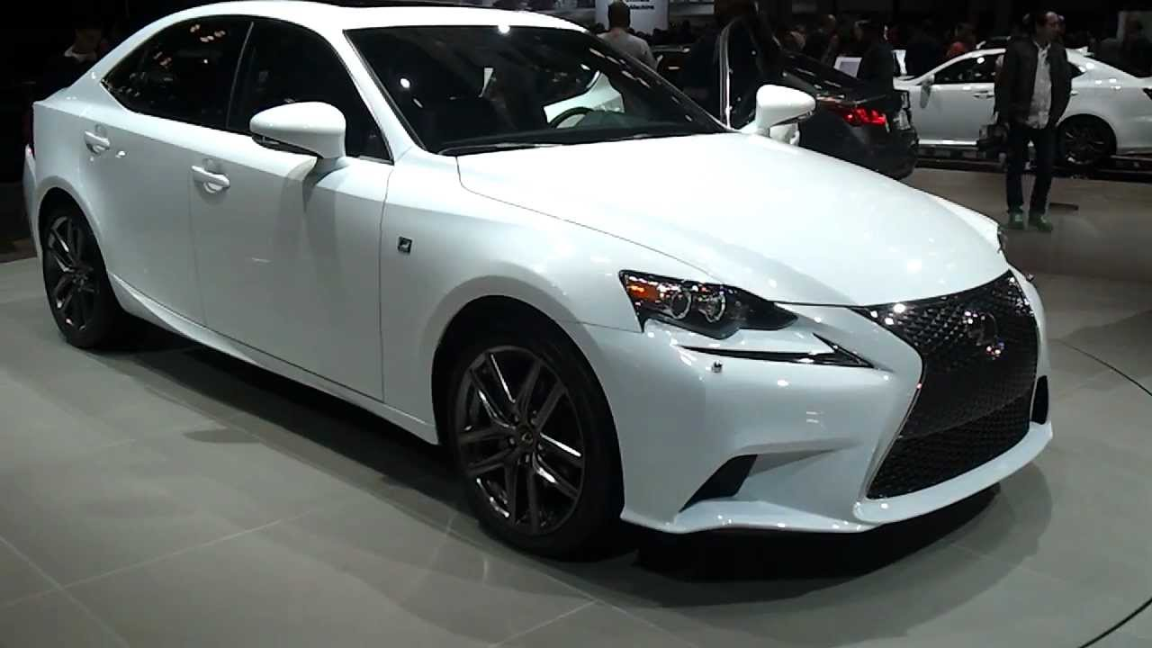 2015 Lexus Is 250 #9