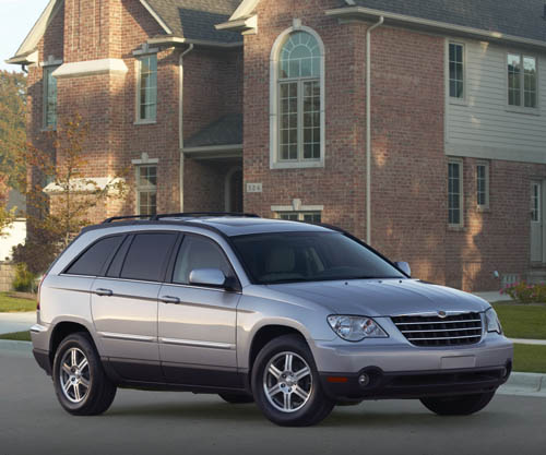 2005 Chrysler Pacifica #16