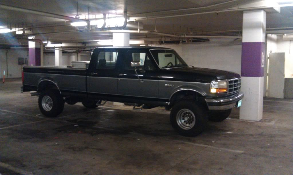 1993 Ford F-350 #13