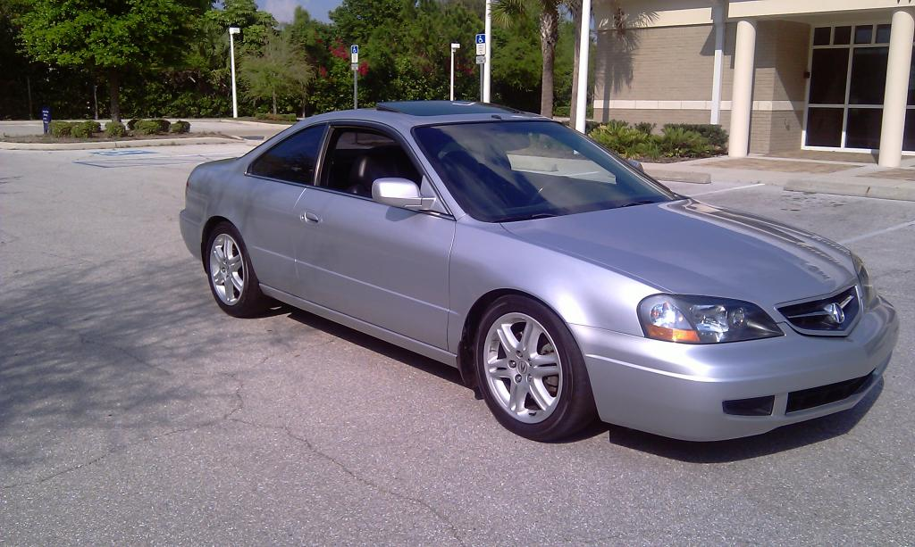 2003 Acura Cl Photos Informations Articles Bestcarmag Com