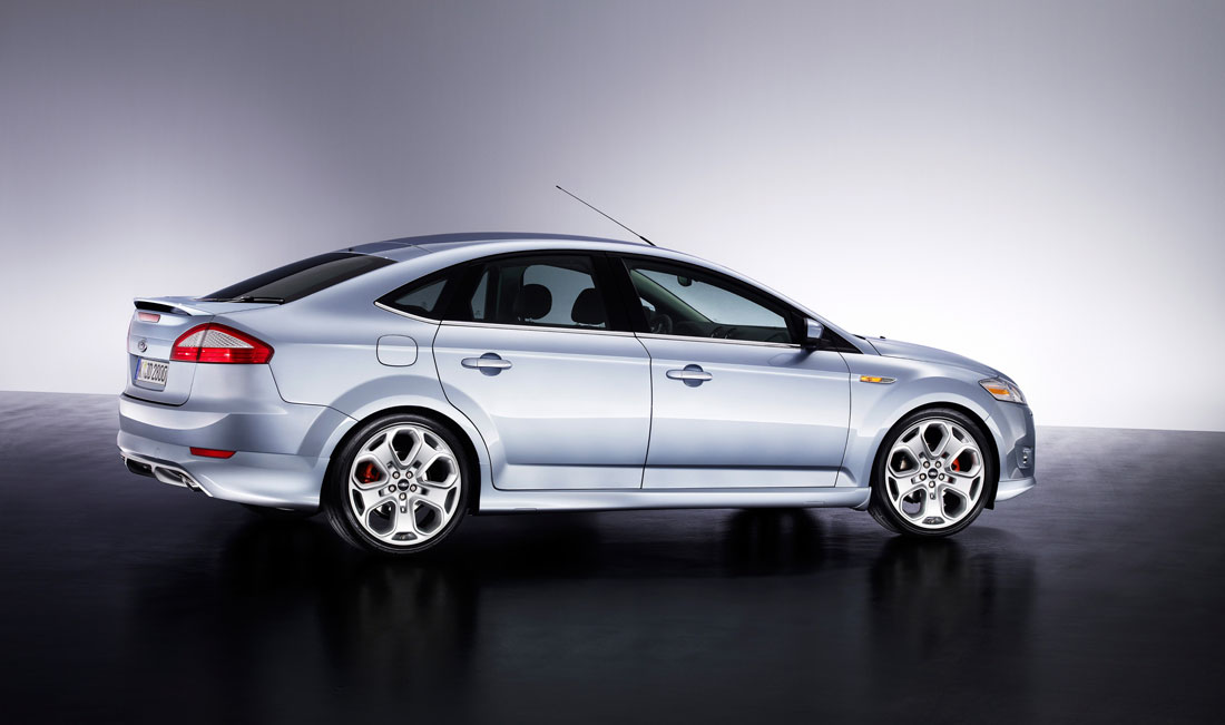 2007 Ford Mondeo #11