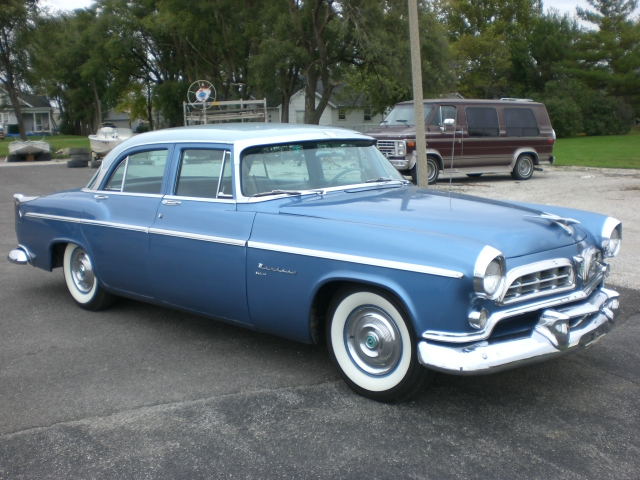1955 Chrysler Windsor #2