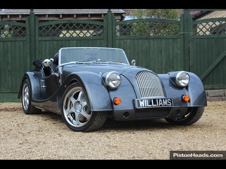 Morgan Plus 8 #18