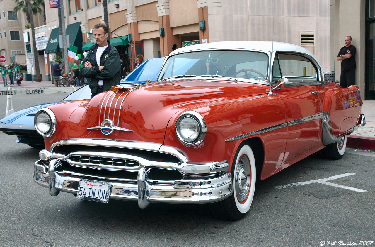 1954 Pontiac Star Chief #7